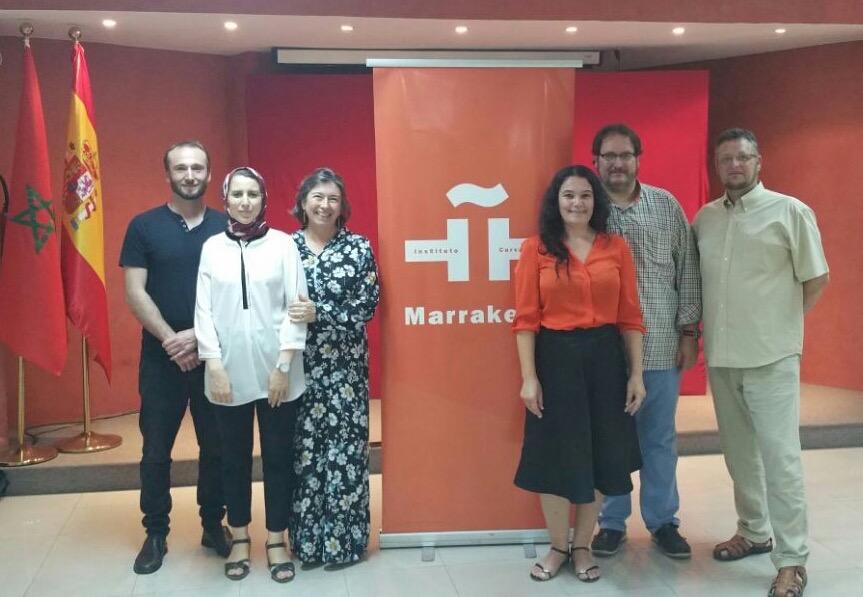Sefarad en Marruecos, IC Marrakech