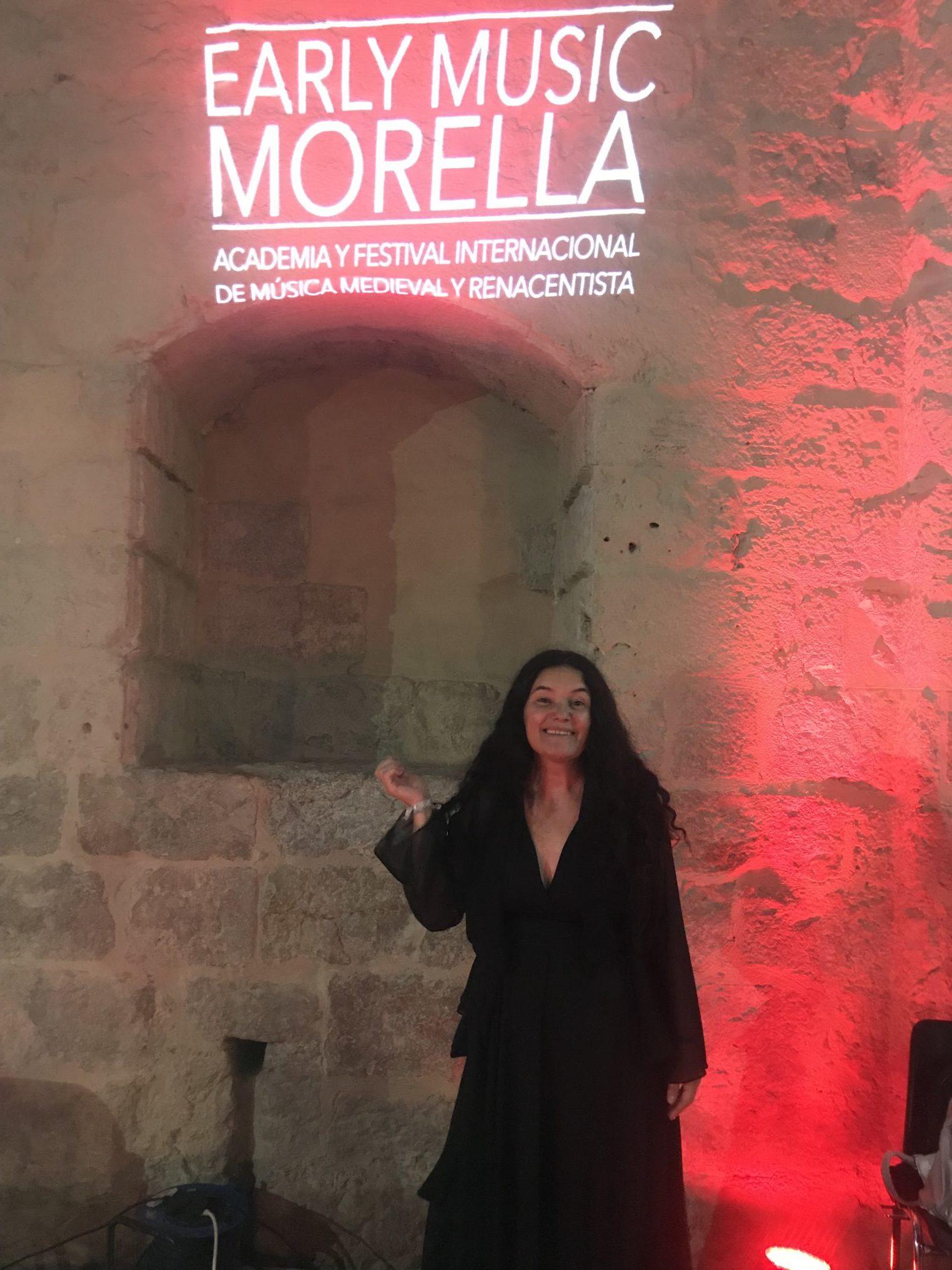 Early Music Morella, entre el sueño y la vigilia